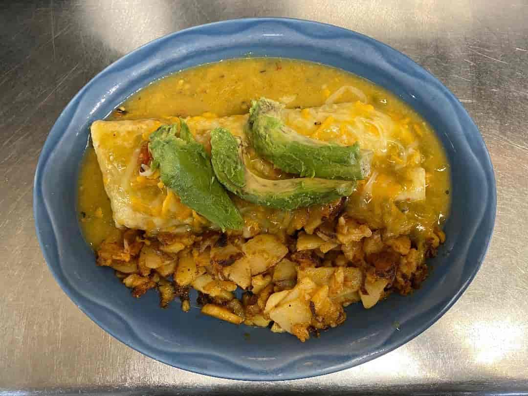 *Breakfast Burrito