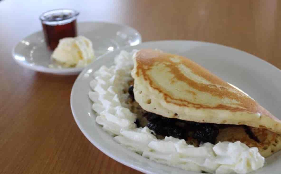 Stuffed Pancake