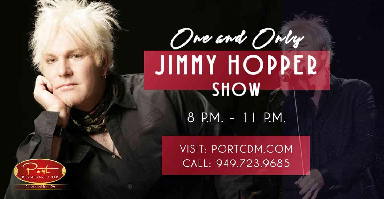 Jimmy Hopper 3/26 - 3/27