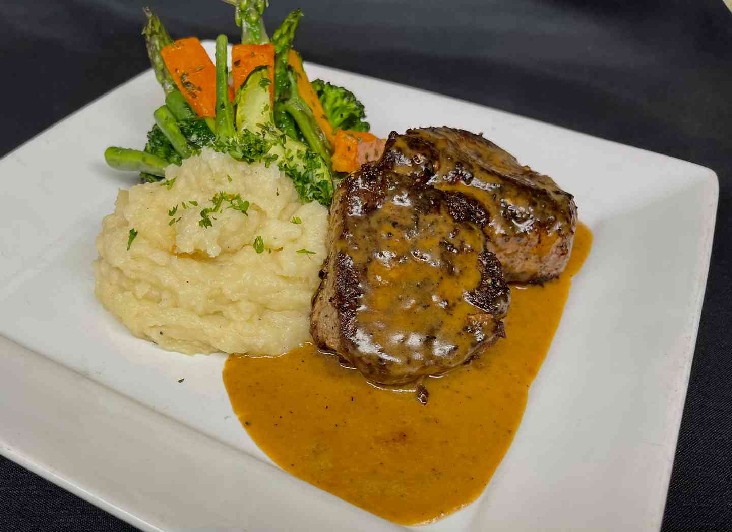 Choice Filet Mignon Medallions