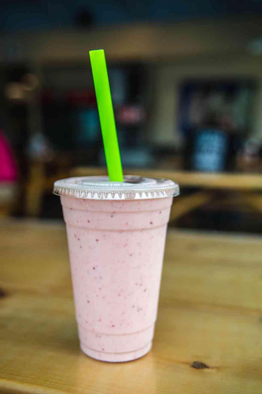 Strawberry / Banana Smoothie