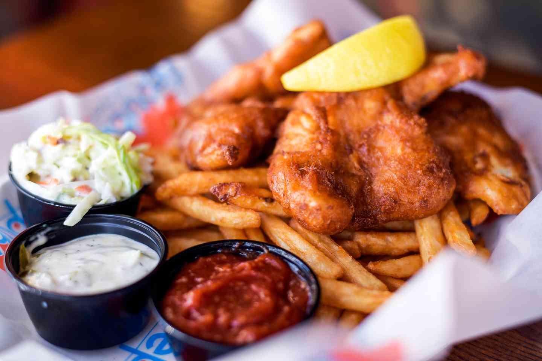 Minnewaska Fish & Chips