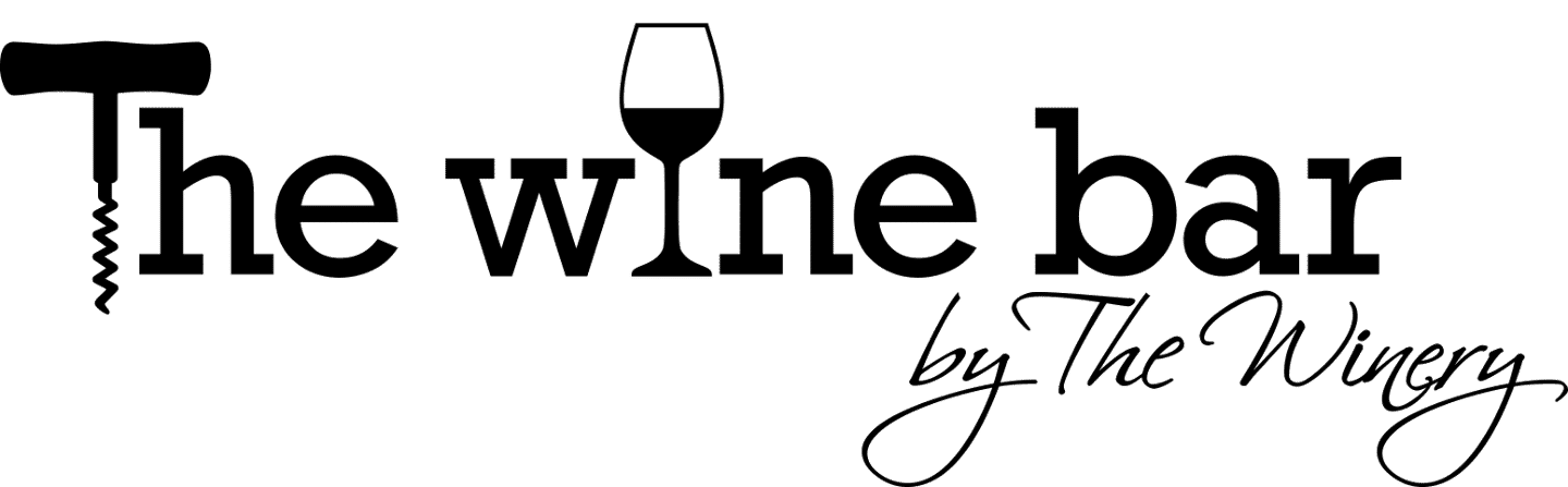 the wine bar by the winery logo