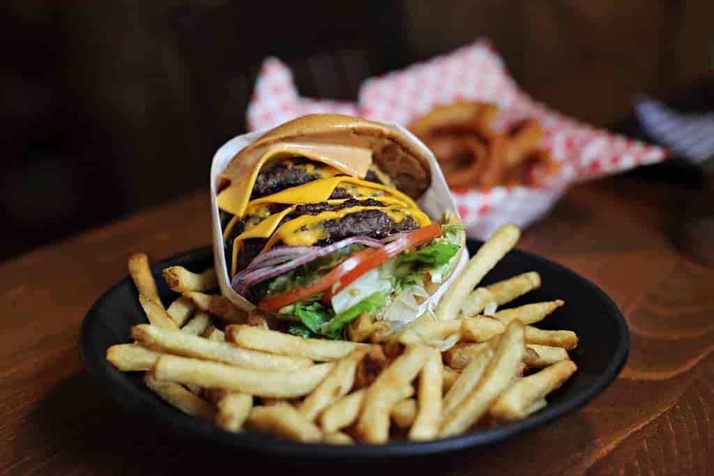 1 Lb Shaft Cheese Burger