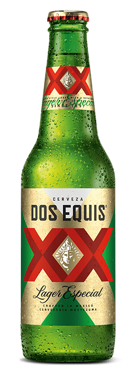 Bottle Dos Equis