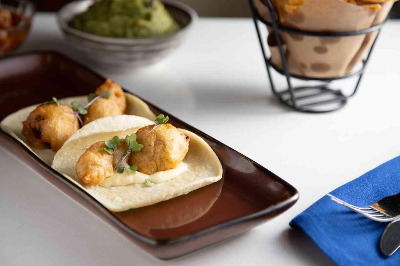 Coliflor Street Tacos