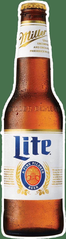 Bottle Miller Lite