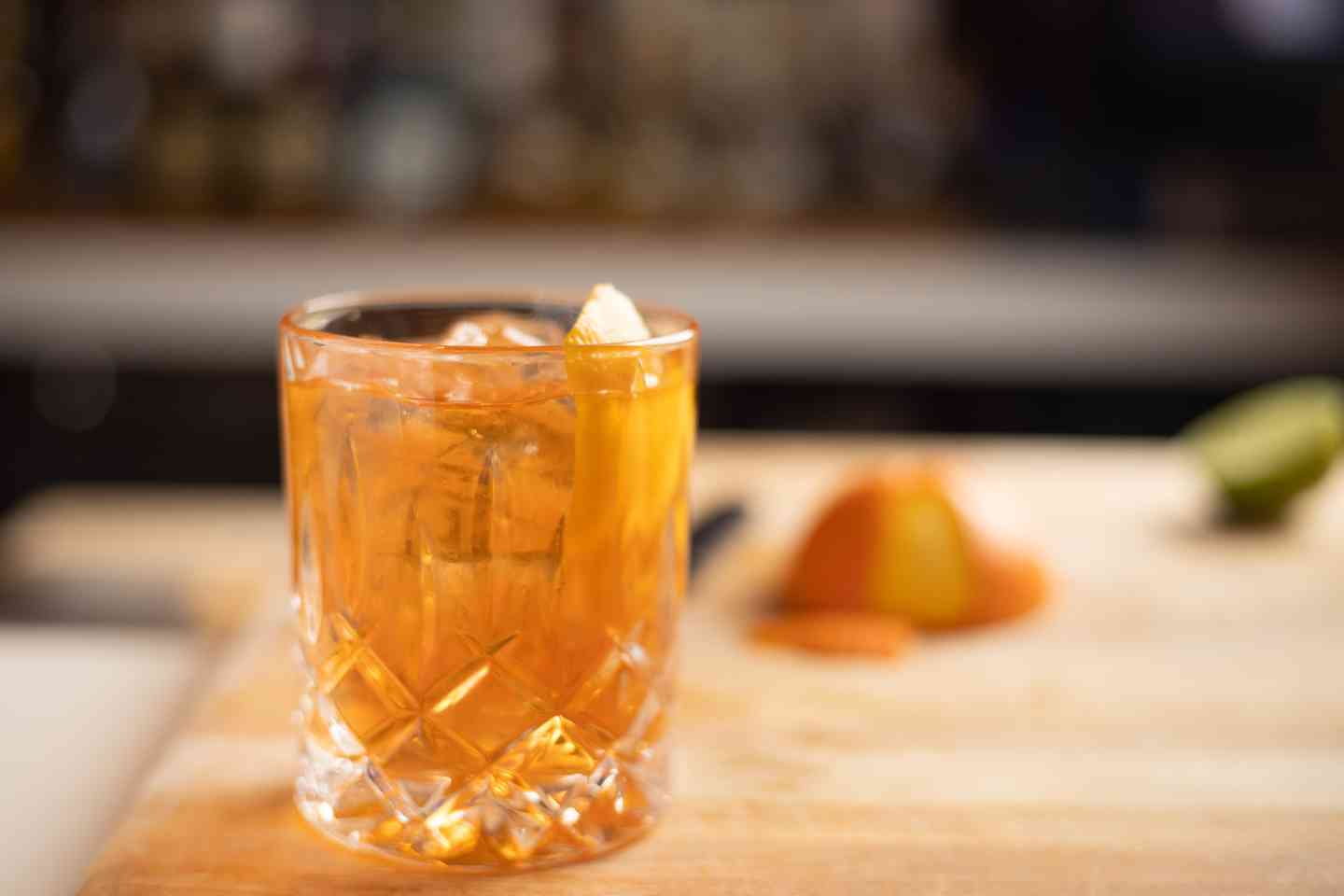 Mexican Old Fashion