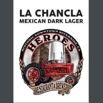 La Chancla Dark Mexican Lager