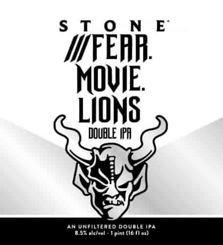 Stone F.M.L Double IPA