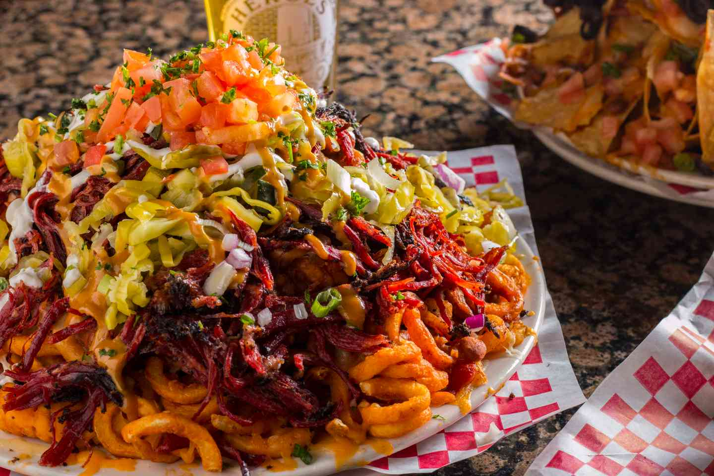 Guilty Pleasures Pastrami Fries