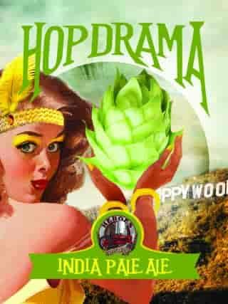 Hopdrama IPA