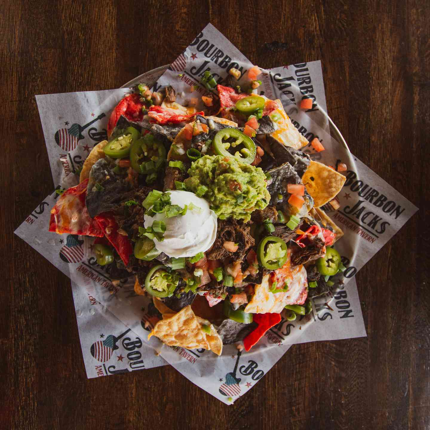 Kick-Ass Nachos