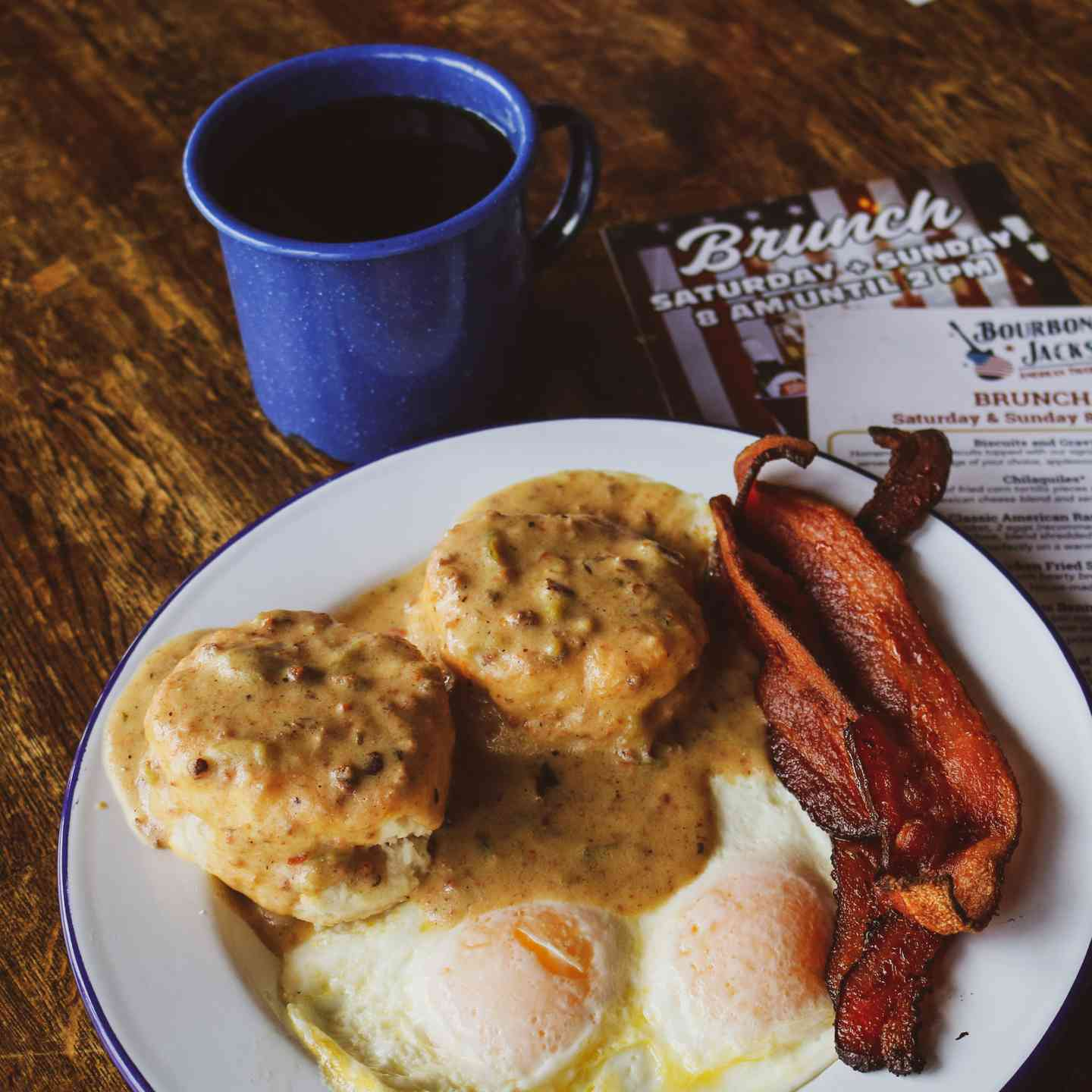 Biscuits and Gravy*
