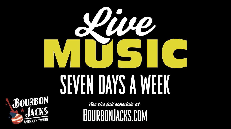 Live Music Seven Days A Week