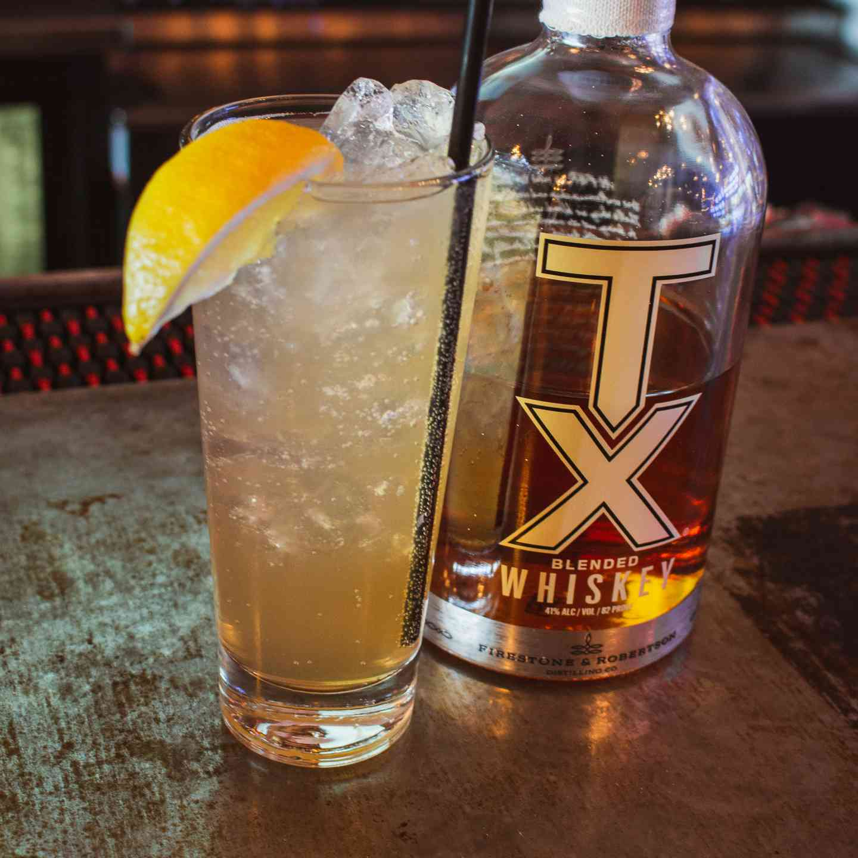 Bourbon's Ranch Water