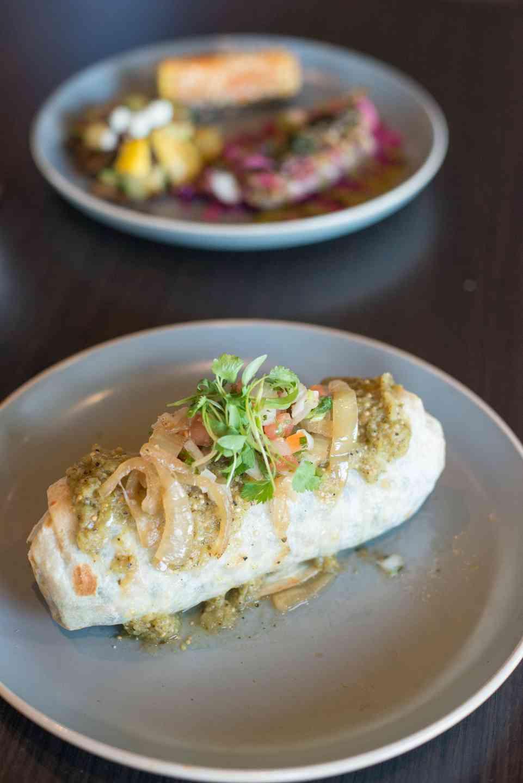 Surf & Turf Burrito