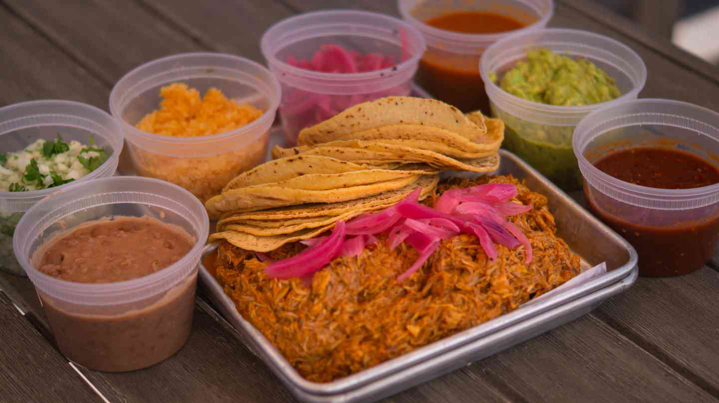 Cochinita Pibil Family Pack