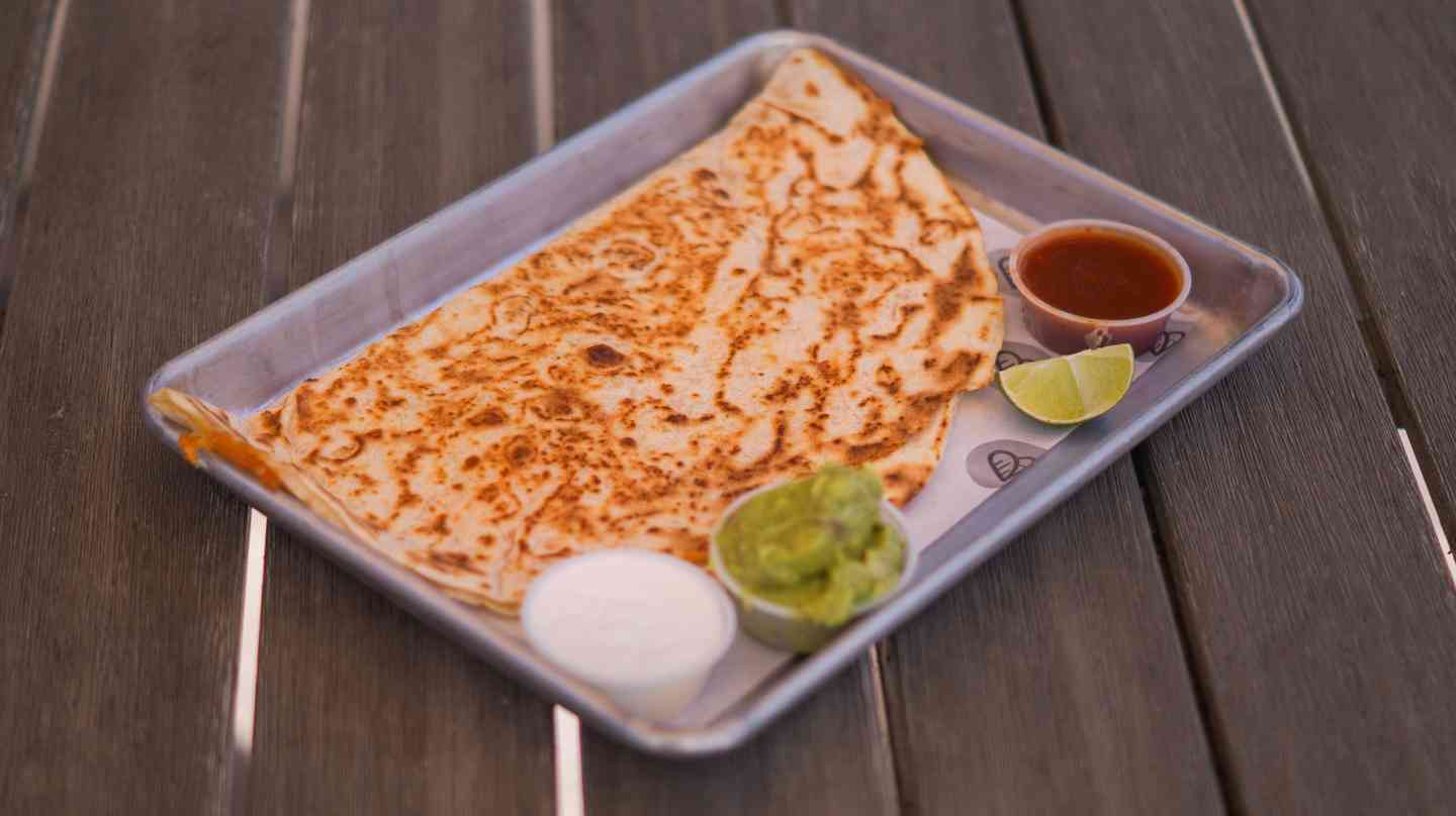 Cheese American Quesadilla