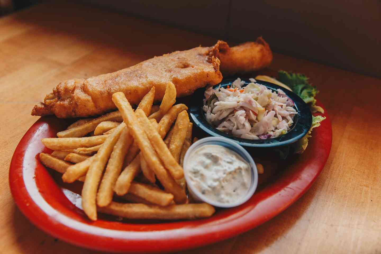 HUGE Fish Fry