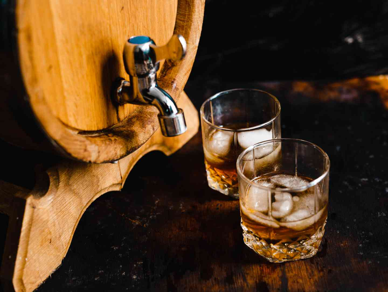 barrel wiskey