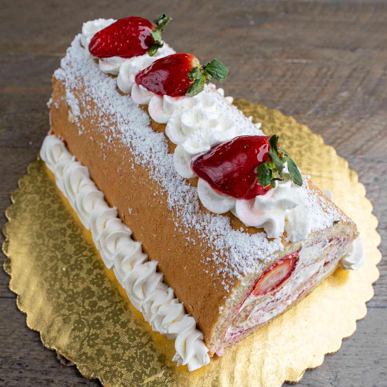 Brazo Gitano Cake