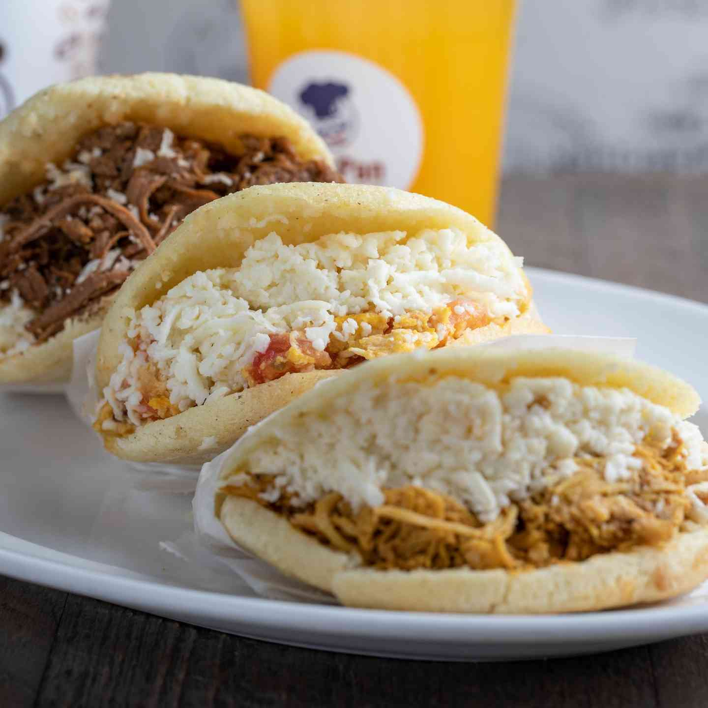 Arepa Combo for 2