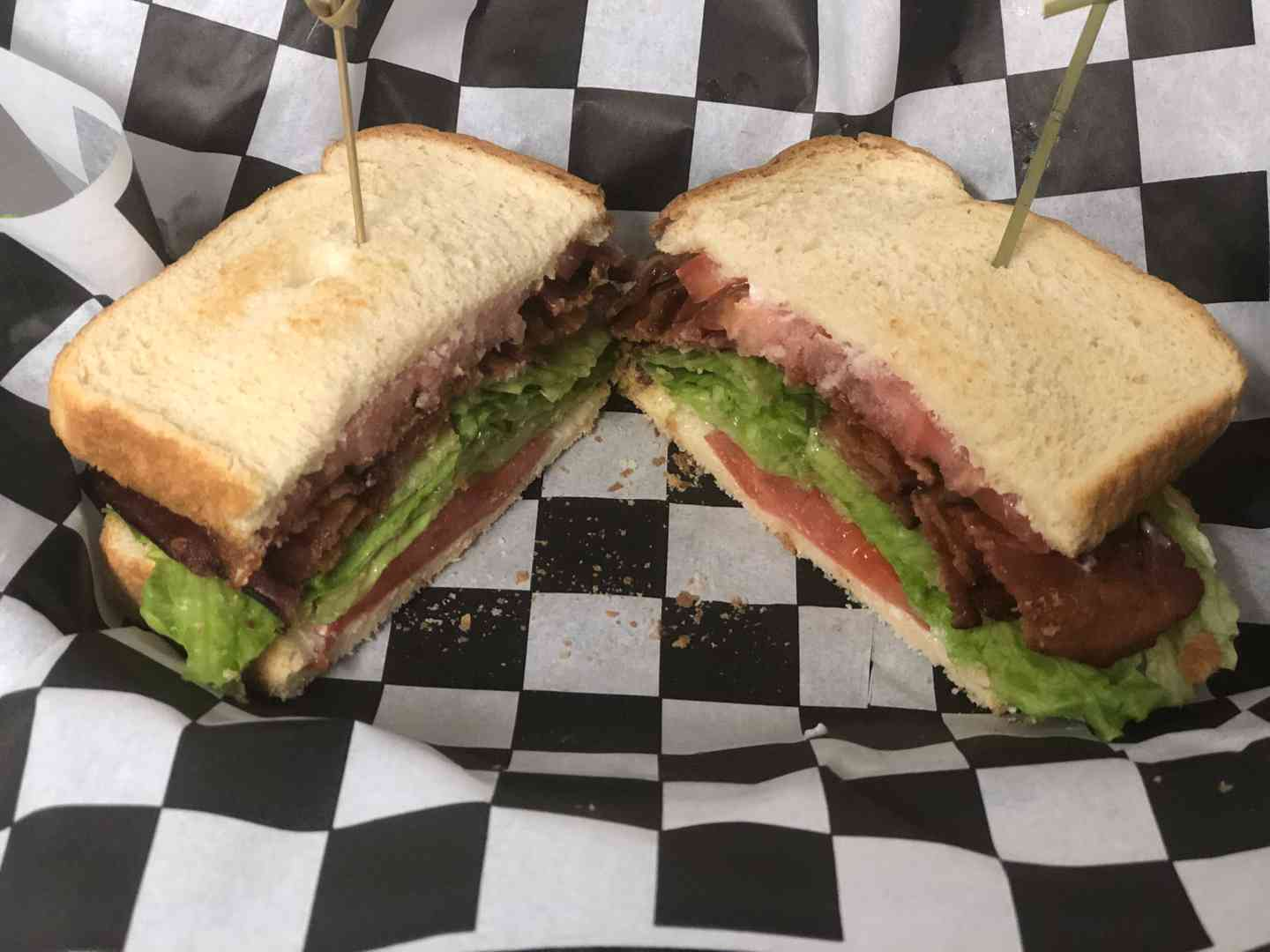 Sunday - BLT Sandwich