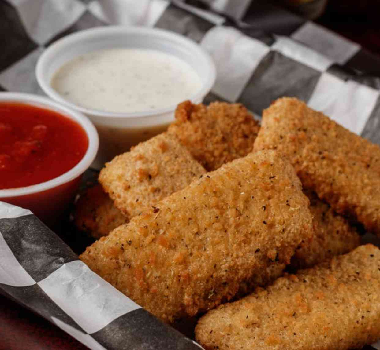 Cheese Sticks (6)