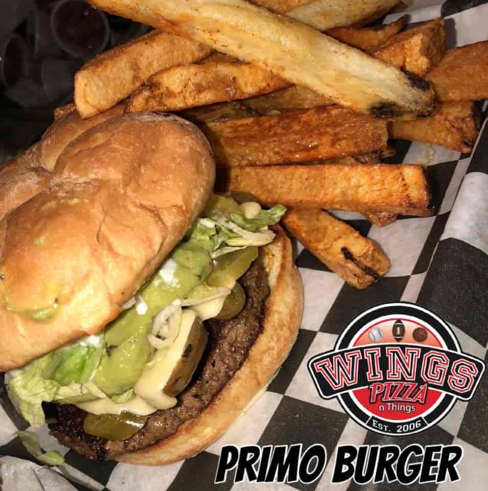 Primo Burger