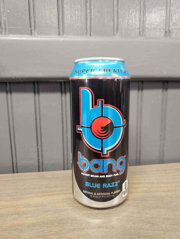 Bang - Blue Razz