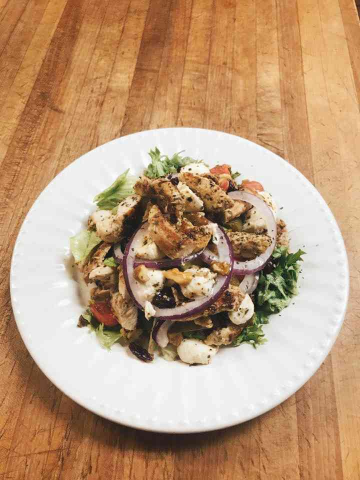 Kelly's Salad Small