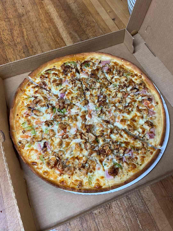 Ranchero Pizza Small