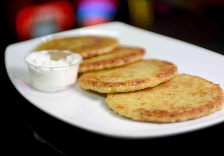 House Made Potato Pancakes