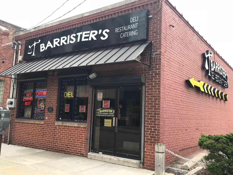 Barrister's Deli