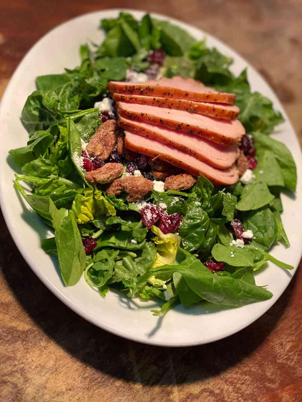The Green Gobbler Salad