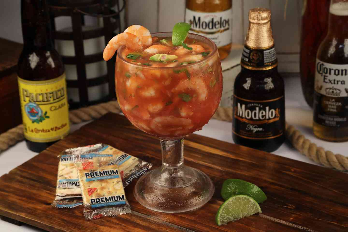 61. Shrimp Cocktail