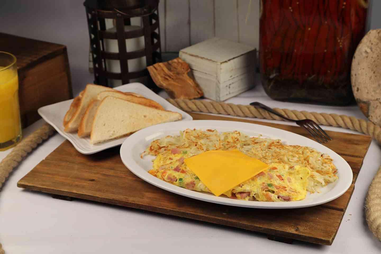 7. Denver Omelette