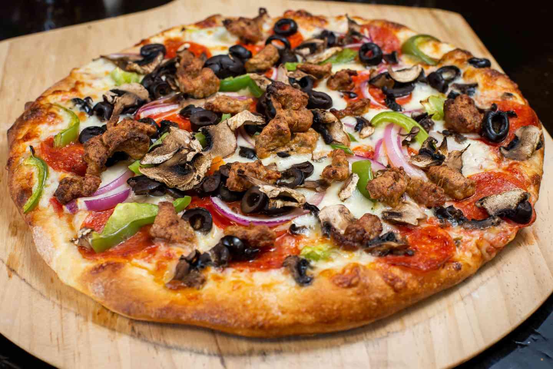 San Diegan Pizza