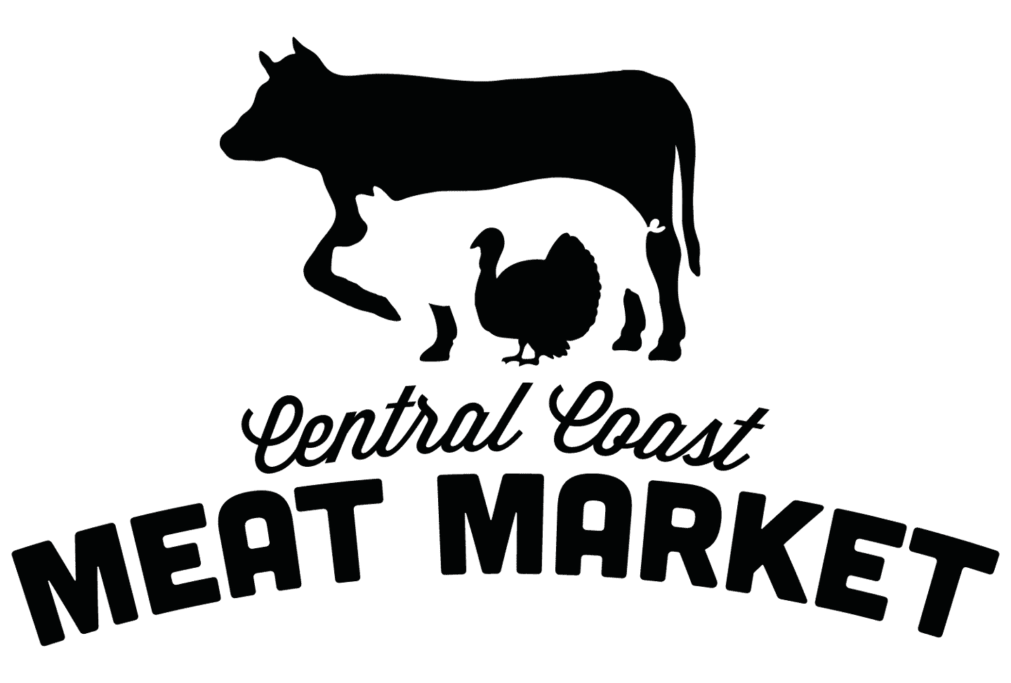 central coast meat market logo