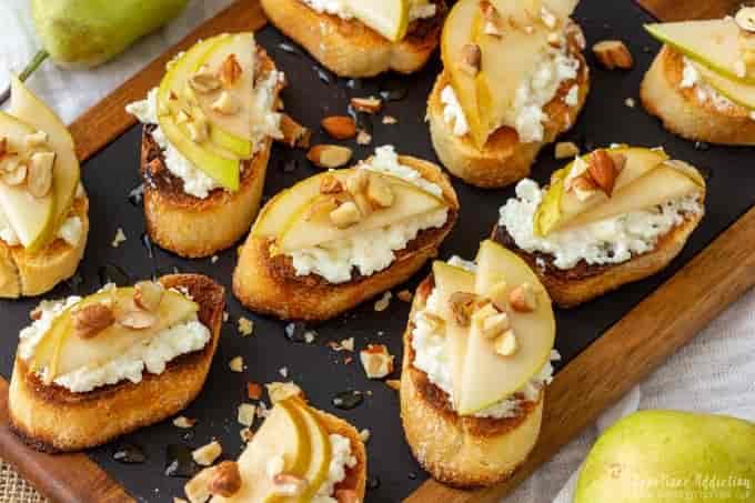 Pear & Walnut
