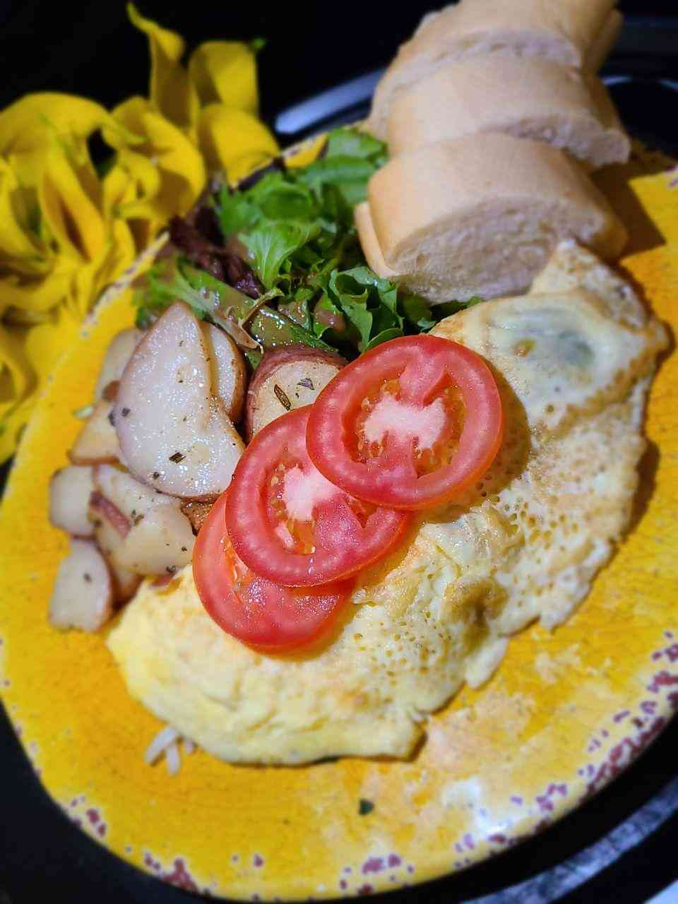 Mexicana Omelette