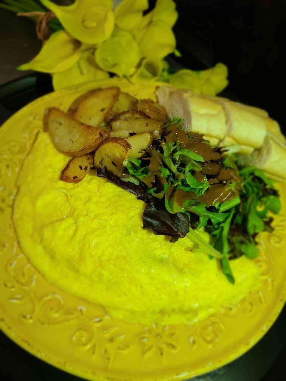 Hammmm Omelette