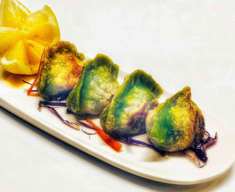 Spicy Pork Dumpling
