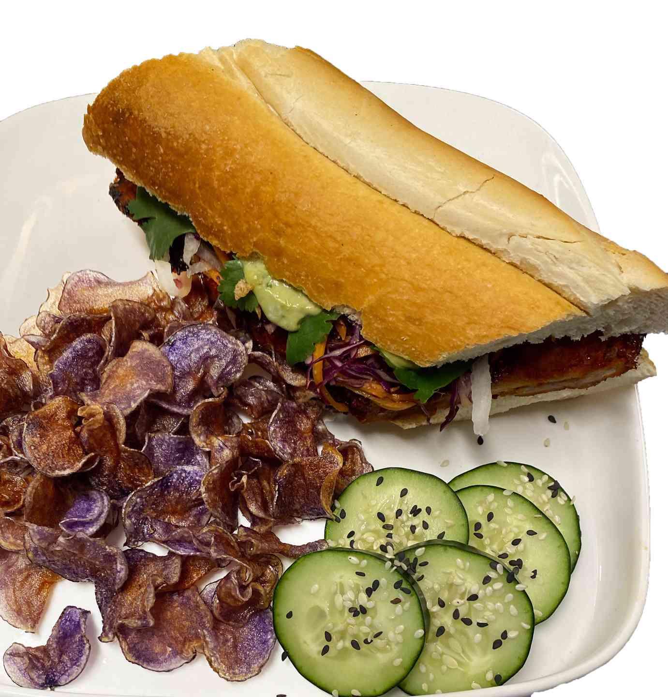 Pork Banh Mi