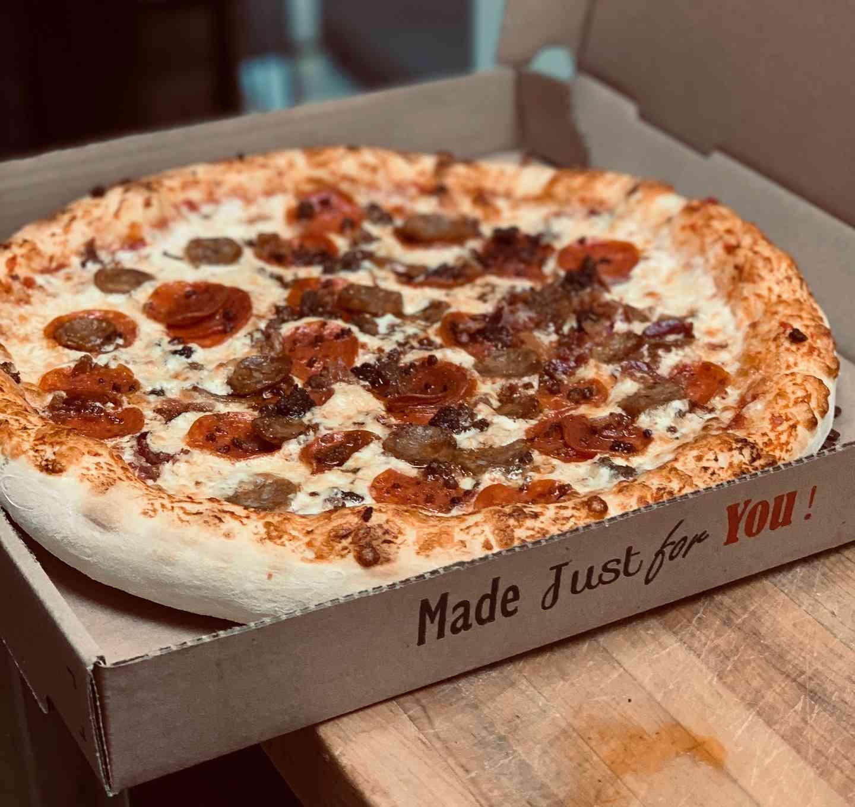 Any 3 Items Pizza