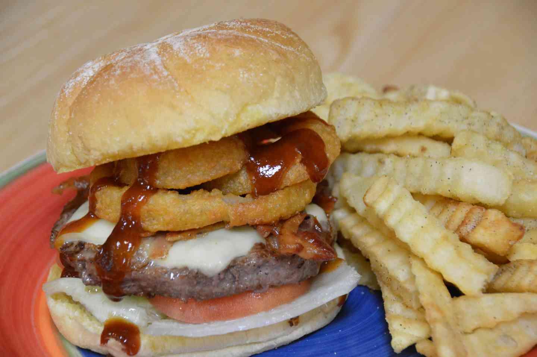 True Texas Burger