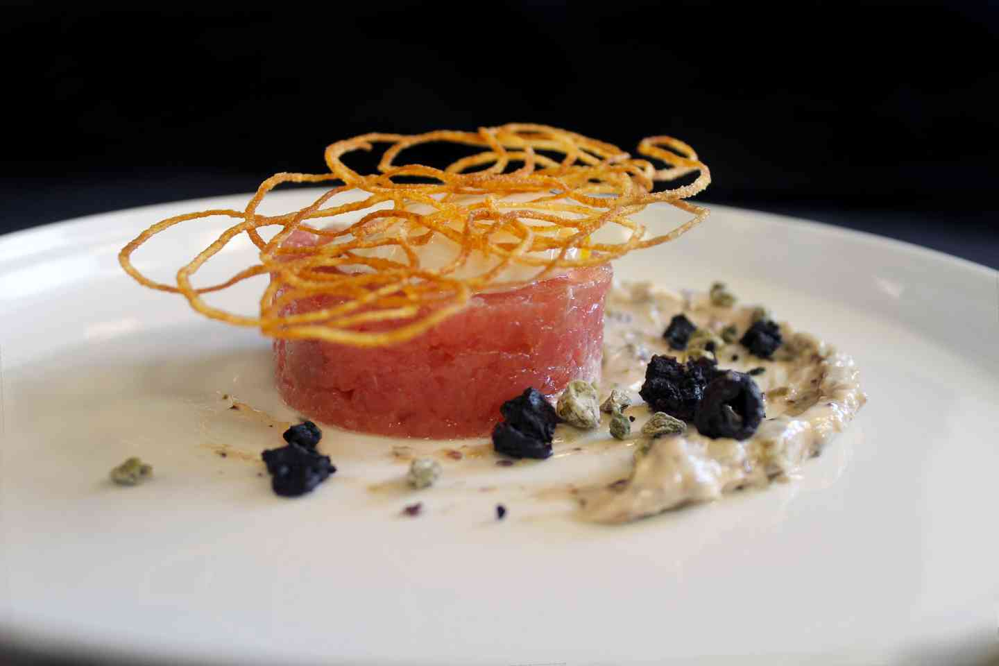 *Hawaiian Tuna Tartare