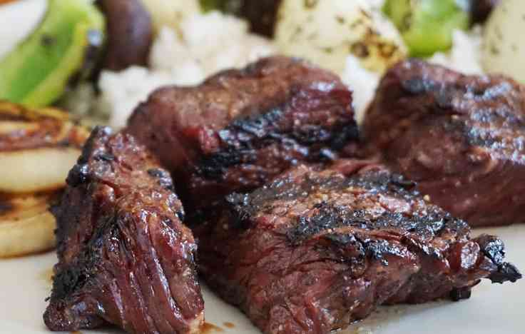 Marinated Steak Tips*