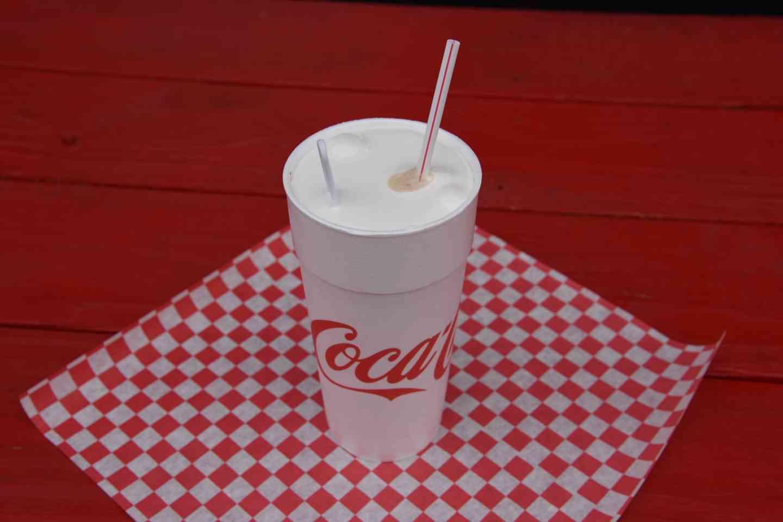 Marshmallow Coke